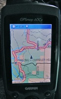 Great Lakes Edition Snowmobile Gps Map Vvmapping Com