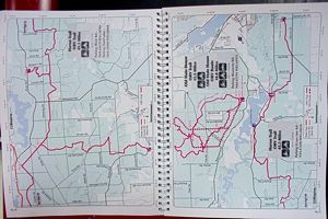 Road Maps Of Michigan Map.Michigan Orv Printed Maps Vvmapping Com