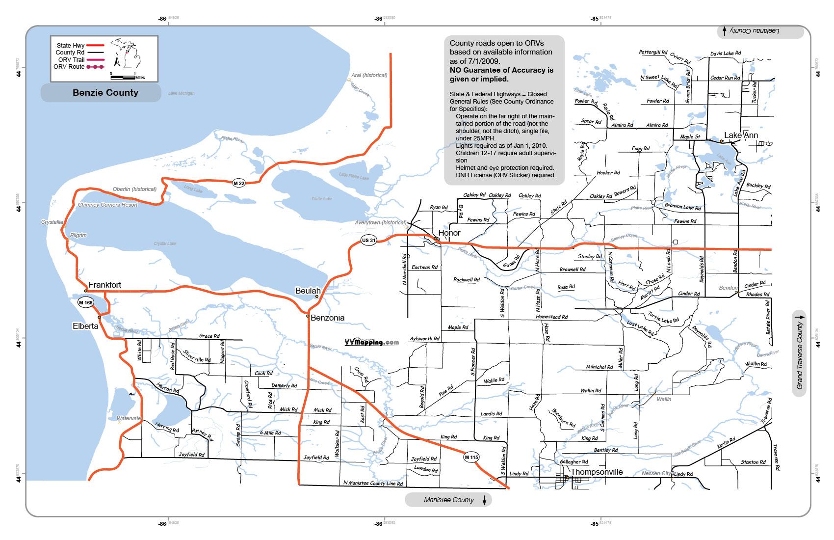 Michigan benzie county benzonia - Michigan Benzie County Benzonia 11
